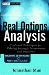 Real Options Analysis